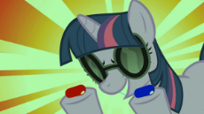 Twilight Sparkle - Red Pill or Blue Pill.png