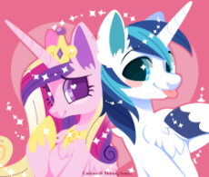 Shining and Cadance.png