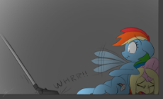 828022__safe_rainbow dash_fluttershy_upvotes galore_crying_artist needed_source needed_scrunchy face_scared_useless source url.png