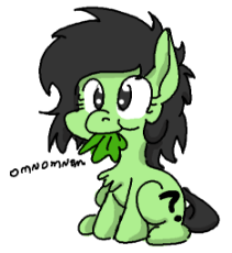 filly needs to eat her greens.png