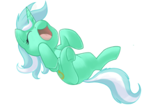 42851 - Lyra artist tenchisamoshi laughing.png