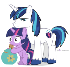 1015347__safe_artist-colon-dm29_shining armor_twilight sparkle_caught_cookie_cookie jar_cookie thief_cute_duo_filly_filly twilight sparkle_julian yeo i.png