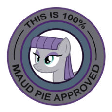 this_is_100__maud_pie_approved_by_artembuzz-d9konvn.png