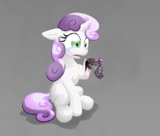 184918 - artist HemmaMann ouch robot Sweetie_Belle Sweetie_Bot.png