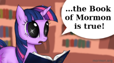 713013__safe_solo_twilight sparkle_open mouth_book_religion_dilated pupils_jontron thread_spark_mormons.png