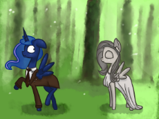 365401__safe_fluttershy_princess luna_clothes_tumblr_parody_doctor who_artist-colon-talludde_ask the princess of night_weeping angel.jpeg