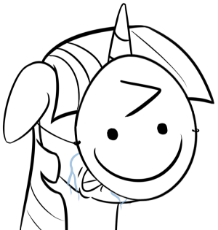 1470208__safe_twilight sparkle_^-colon-)_angry_crying_lineart_mask_meme_simple background_white background_wojak.png