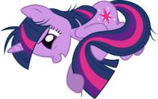 45852__safe_artist-colon-mattyhex_twilight sparkle_lesson zero_animated_breakdown_messy mane_nose wrinkle_open mouth_petting_simple background_smiling_.gif