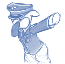 2063596__safe_artist-colon-anonymous_derpibooru exclusive_oc_clothes_dab_male_military_military uniform_nazi_sketch_stallion_unicorn.png