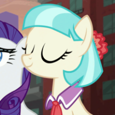 My Little Pony - Coco pommel - Yes.gif