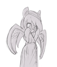 1190325__safe_solo_looking at you_ponified_doctor who_shy_statue_artist-colon-disastral_peeking_weeping angel.png