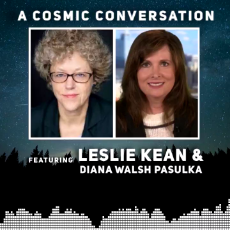 Somewhere in the Skies Podcast - This Monday, we're going cosmic with Leslie Kean and Diana Walsh Pasulka!-1233905602218352640.mp4