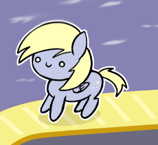 1512794__safe_artist-colon-mrtankhill_derpy+hooves_animated_fast_running_seizure+warning.gif