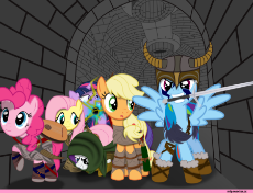 my-little-dungeons-and-dragons-my-little-pony-mlp-песочница-фэндомы-852072.png