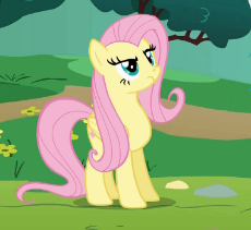 My Little Pony - Fluttershy - Yay.gif