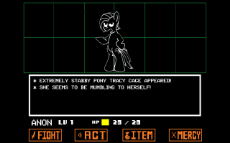 1514643__safe_artist-colon-mr square_oc_oc-colon-tracy cage_animated_gif_monochrome_pony_undertale.gif