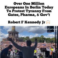 GREAT AWAKENING Kennedy Addresses Over 1 Million Berliners -.mp4