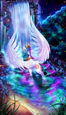 118096_-_Alicorn_artist_limrei_celestia_fireflies_princess_scenery_waterfall.jpg