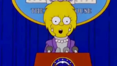 Did 'The Simpsons' predict Kamala Harris becoming vice pres.webm