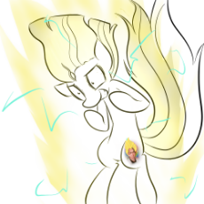 830555__safe_artist-colon-wuzzlefluff_oc_oc only_oc-colon-tracy cage_nicolas cage_super saiyan.png