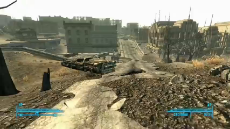 Fallout 3 Enclave Troops try to surrender to Brotherhood Outcasts.mp4