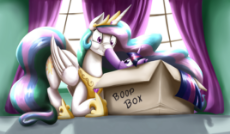 840264__safe_twilight sparkle_princess celestia_smile_cute_upvotes galore_absurd res_adorable_younger_wide eyes.jpeg