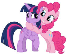2144258__safe_artist-colon-sonofaskywalker_pinkie pie_twilight sparkle_the summer sun setback_spoiler-colon-s09e17_alicorn_earth pony_hug.png