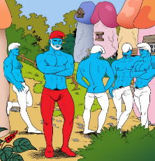 gay smurf art.jpg