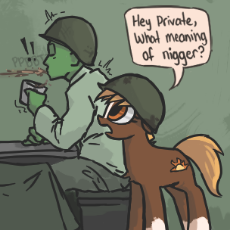 2113740__safe_artist-colon-plunger_oc_oc-colon-anon_earth+pony_pony_clothes_confused_context+is+for+the+weak_engrish_exclamation+point_female_helmet_in.png