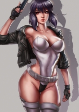 __kusanagi_motoko_ghost_in_the_shell_and_1_more_drawn_by_dandon_fuga__5740cddcff5bda146ecc5644f94297aa.jpg