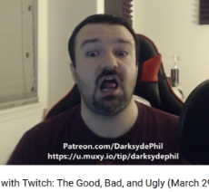 DSP Phil Begging on Youtube after Twitch suspension.png