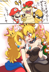 __bowser_bowsette_and_mario_mario_series_new_super_mario_bros_u_deluxe_and_super_mario_bros_drawn_by_eromame__5cc37679b8afdbbca6ba9ec4a83c09d4.jpg