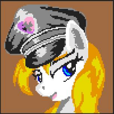 23_OAT_Update_Mar_2019_03_safe_oc_oc-colon-aryanne_blonde hair_female_iron cross_mare_military_nazi_pixel art_pony_solo_white.jpeg