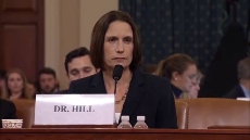 Fiona Hill Mentions The Protocols Of Zion During Impeachment Hearing.mp4