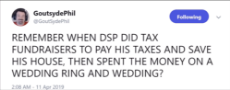 DSP Phil Marriage Scam April 2019 Khet Kat Cat 2500 dollars begathon dead parents vacation 5.png