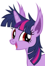 720416__safe_artist-colon-magister39_twilight sparkle_bat ponified_bat pony_cute_fangs_happy_hilarious in hindsight_open mouth_pony_race swap_simple ba.png