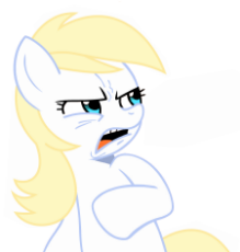 1557070__safe_edit_oc_oc-colon-aryanne_disgusted_earth pony_ew gay_female_frown_gay_male_raised hoof_vector.png
