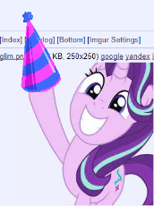 1549473__safe_starlight glimmer_4chan_4chan party hat_anniversary_cute_excited_glimmerbetes_hat_meme_-fwslash-mlp-fwslash-_party hat_pony_solo_unicorn.png