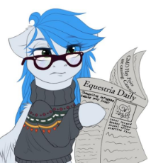 IrritatedNewspaperPegasus.jpg