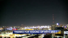 Quite the sight in the sky over downtown Milwaukee Tuesday morning. But it wa...-10155602242911523.mp4