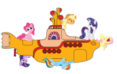 52575__safe_artist-colon-deistar_applejack_fluttershy_pinkie pie_rainbow dash_rarity_twilight sparkle_crossover_the beatles_yellow submarine.png