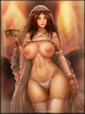 __queen_of_sunlight_gwynevere_dark_souls_and_souls_from_software_drawn_by_vempire__f1fb47dfe25edd151523d5f965381b4d.jpg