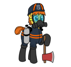 1555079__safe_alternate version_artist-colon-anonymous_edit_oc_oc-colon-fireaxe_oc only_alternate timeline_alternate universe_axe_boots_dystopia_earth .png