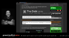 The film The Debt and the secret Jewish meaning of 113 (Talm-2.mp4