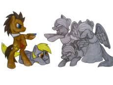 313027__safe_artist-colon-lemon-dash-death_derpy hooves_doctor whooves_doctor who_female_mare_pegasus_ponified_pony_sonic screwdriver_traditional art_w.png